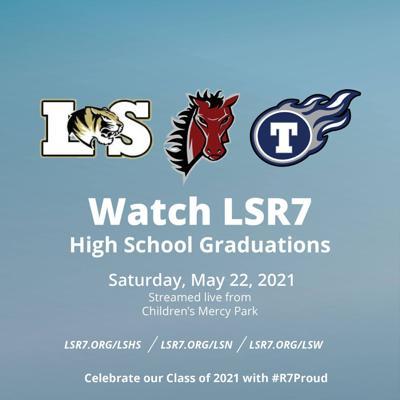 LSR& 2021 Graduation times