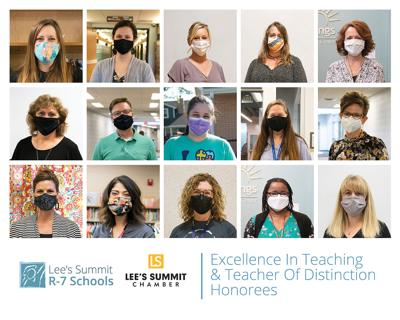 Excellence in Teaching 2021