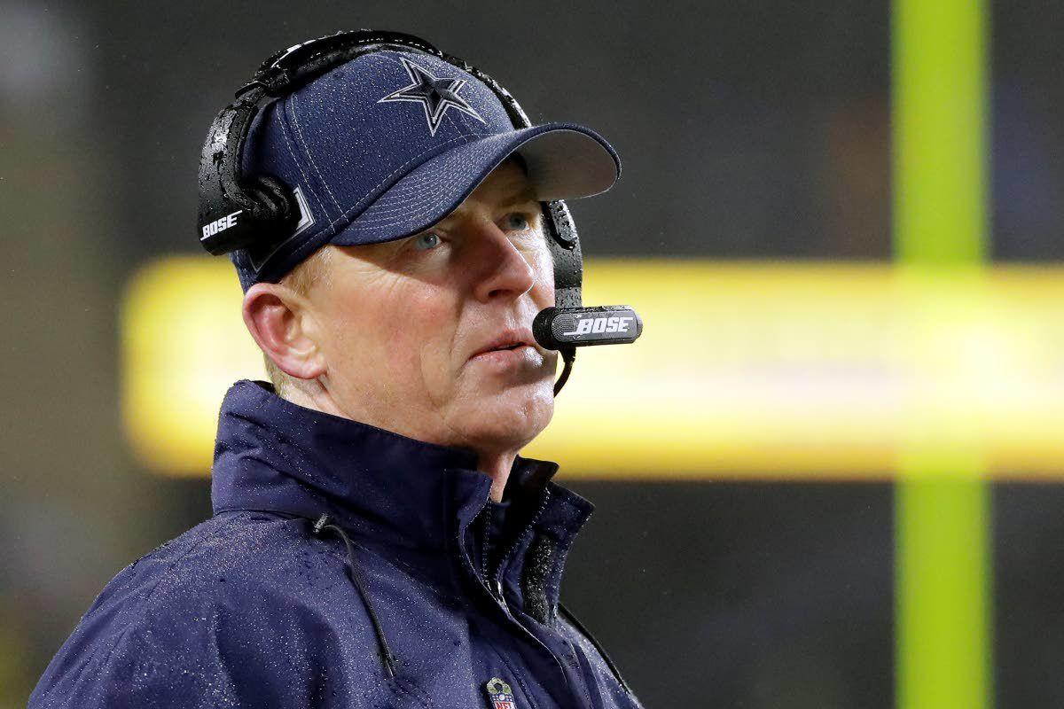 Cowboys face surging Bills amid talk of firing Garrett