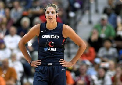 Mystics get boost from Delle Donne   in title hunt