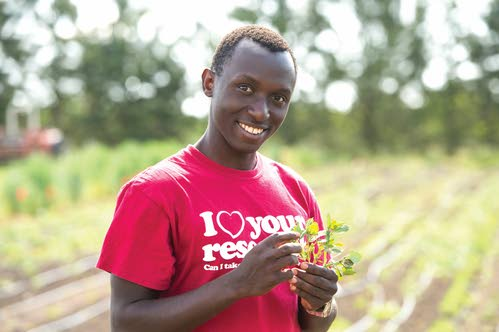 Quinoa: Seeds of hope for Rwandan researcher