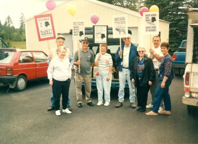 Blast from the Past / 1990: Men on a mission