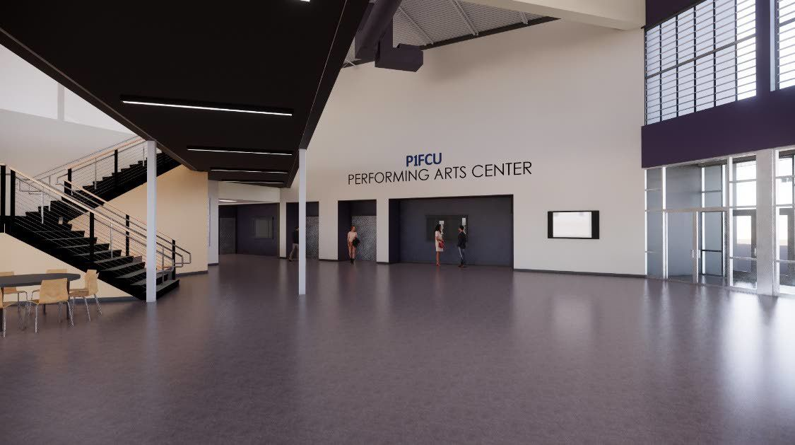 P1FCU gives $550K for new LHS auditorium