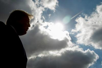 Poll: Many disapprove of Trump's climate change views