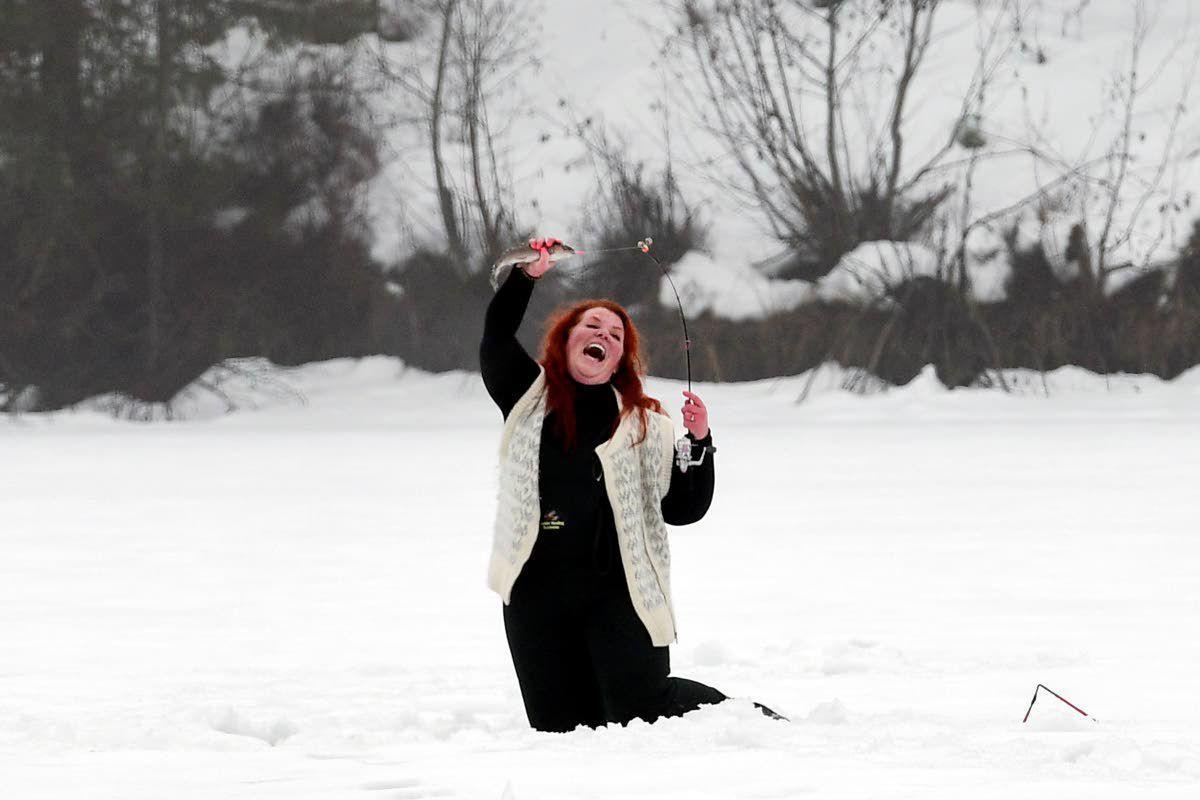 Anglers break the ice | Northwest | lmtribune com