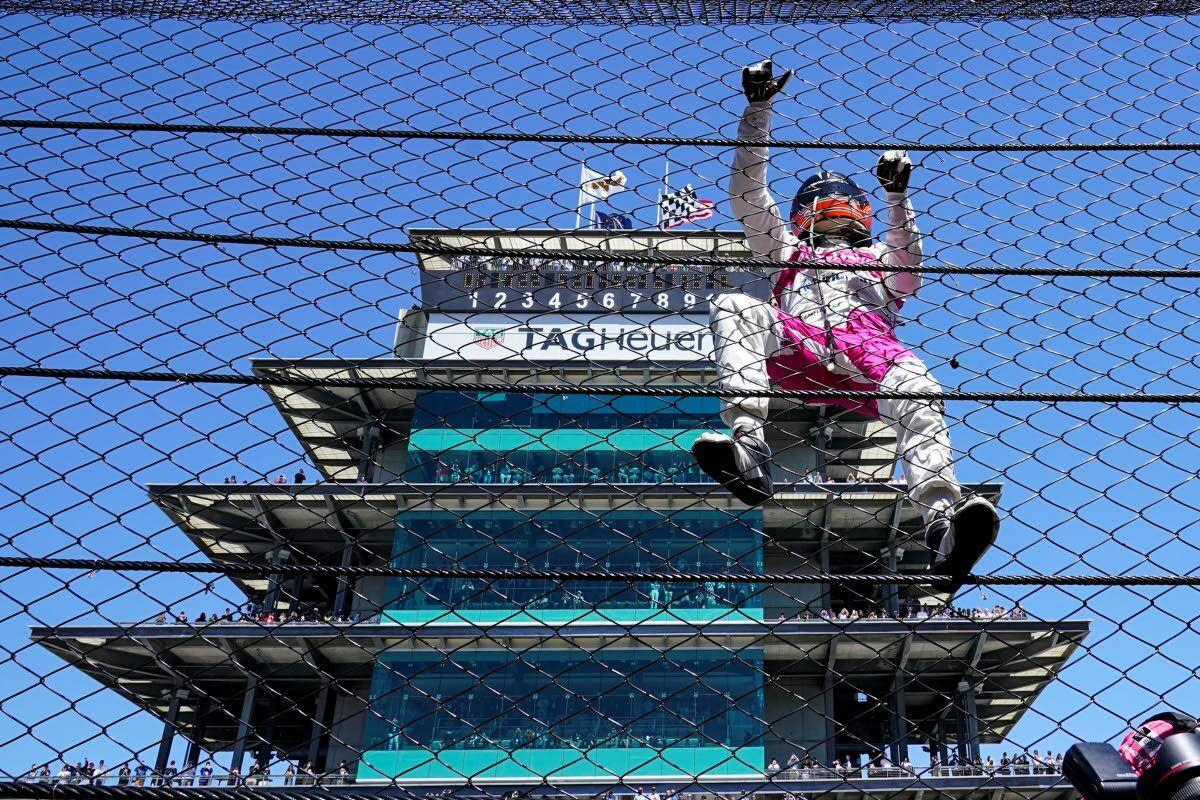 Good company: Helio Castroneves wins Indy 500 for 4th time | Sports | lmtribune.com