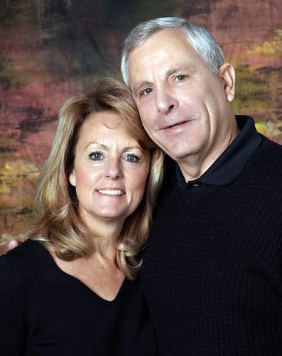 50th: Tom and Toni Saleen