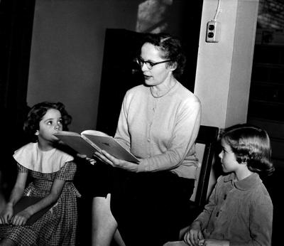 Blast from the Past / 1953: Enthralled by a good story