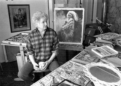Blast from the Past / 1987: A portrait of the artist