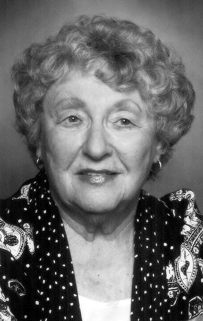 Edie Shelton, 90