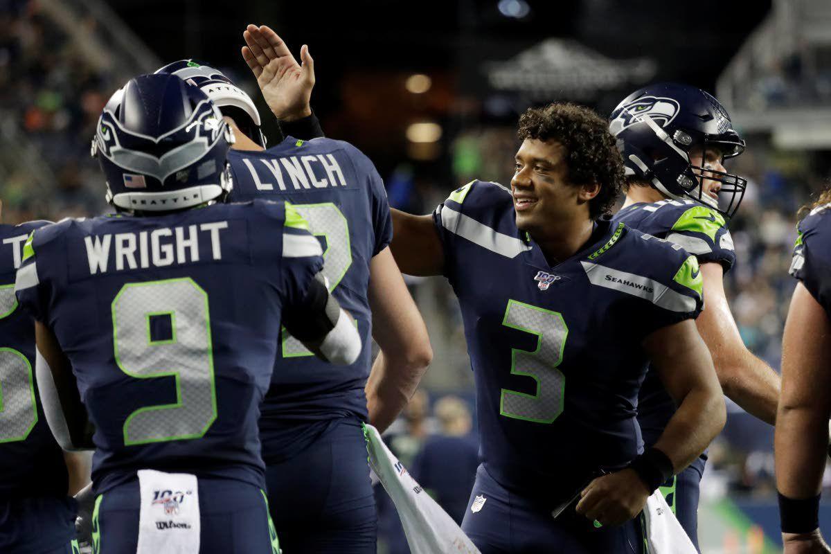 Lynch gets his revenge as Seahawks top Broncos