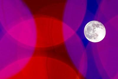 Holiday moon