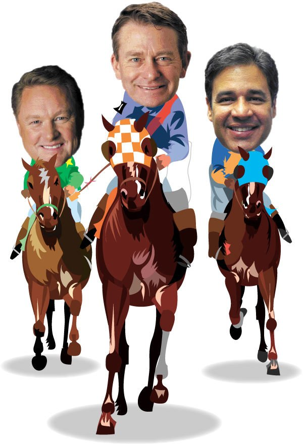 Governor's race: Thy kingdom for a horse