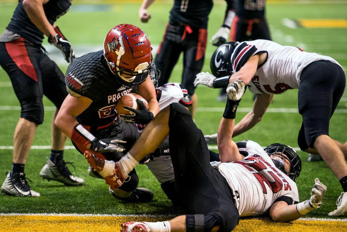 Prairie ready for another state title game