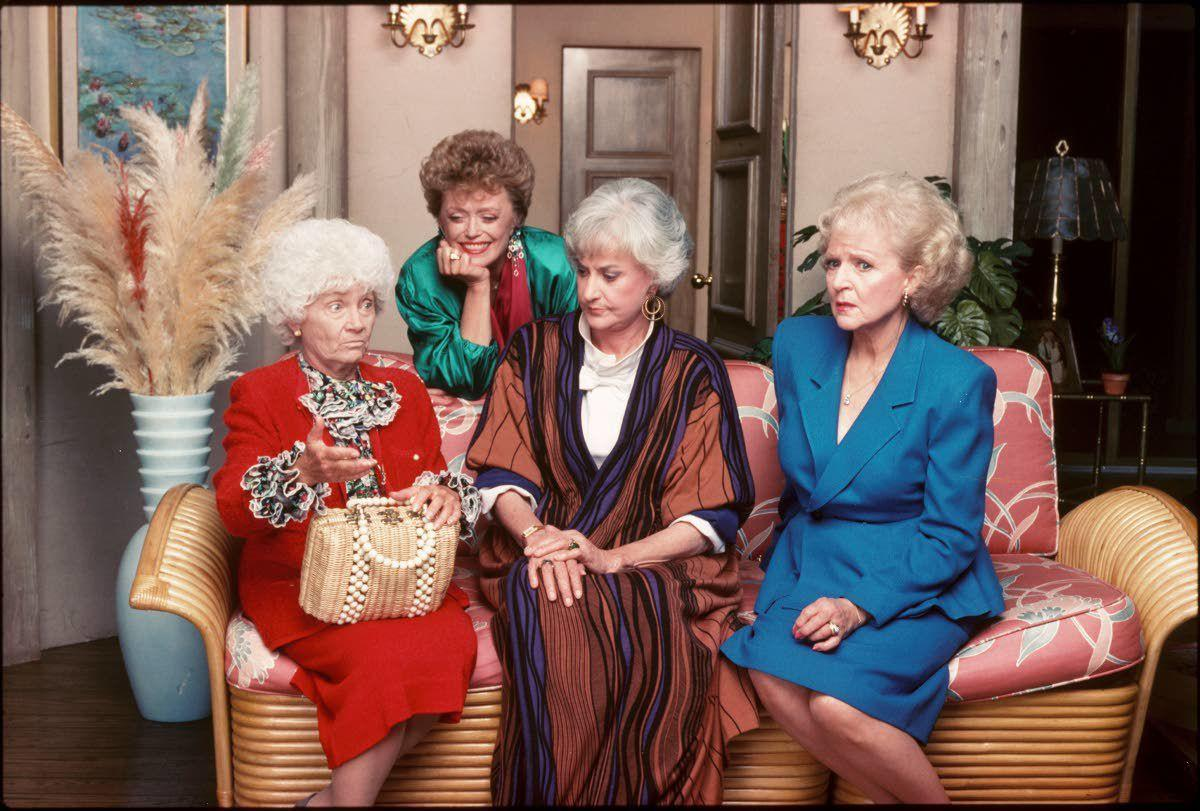 'Golden Girls' getting better with pop culture age?