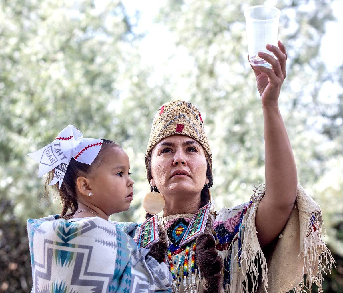 Learning a Nez Perce tradition