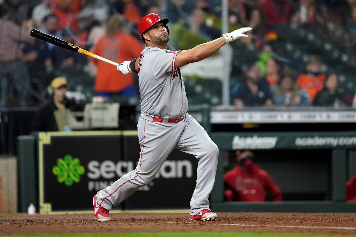 Pujols shockingly let go by Angels
