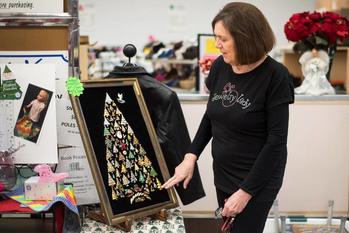 Christmas Connection 2020 Lewiston Idaho She's perfected the art of thrift | Northwest | lmtribune.com