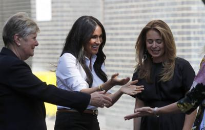 Meghan launches clothing line to help jobless British women