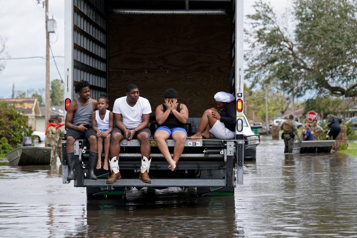 U.N.: Weather disasters soar in numbers, cost, but deaths fall