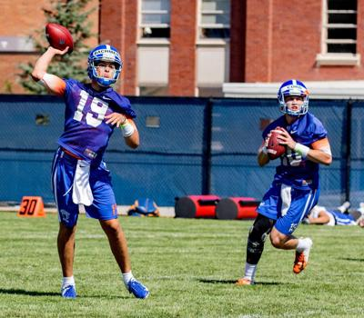 Boise closing in on decision at QB