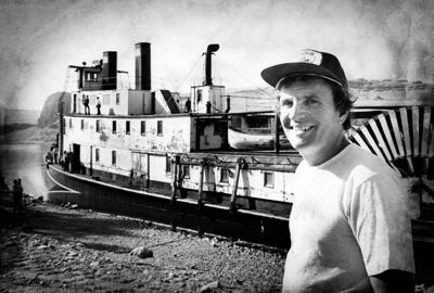 Blast from the Past / 1976: The day the Steamboat Jean arrived
