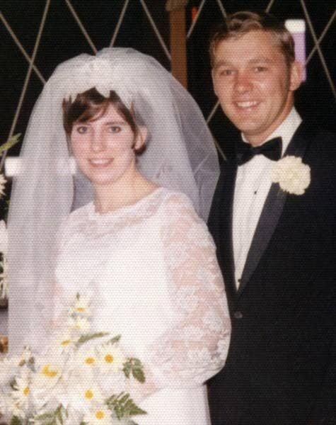 50th: Clem and Debbie Manwaring
