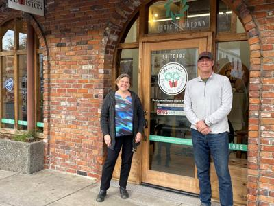 Honeycutt investing self in downtown Lewiston