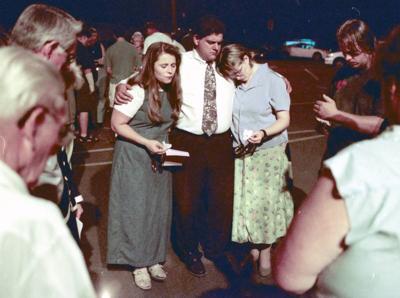Prayer vigils bring Americans together