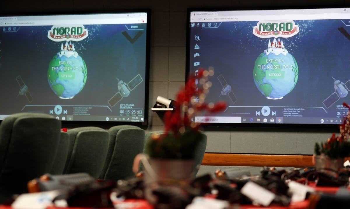 COVID-19 won't stop NORAD from tracking Santa