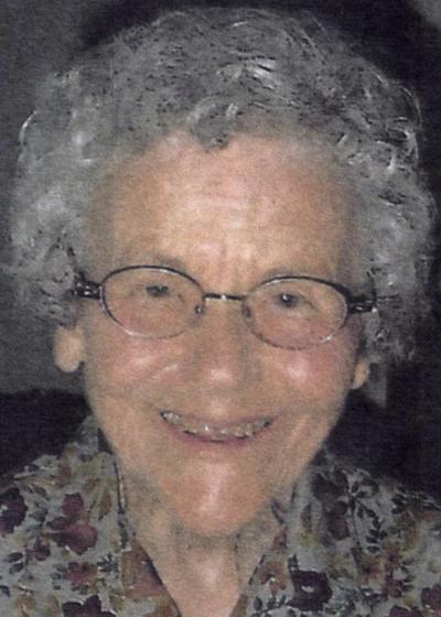Clara Elizabeth Bonnell Carlson Kleeb