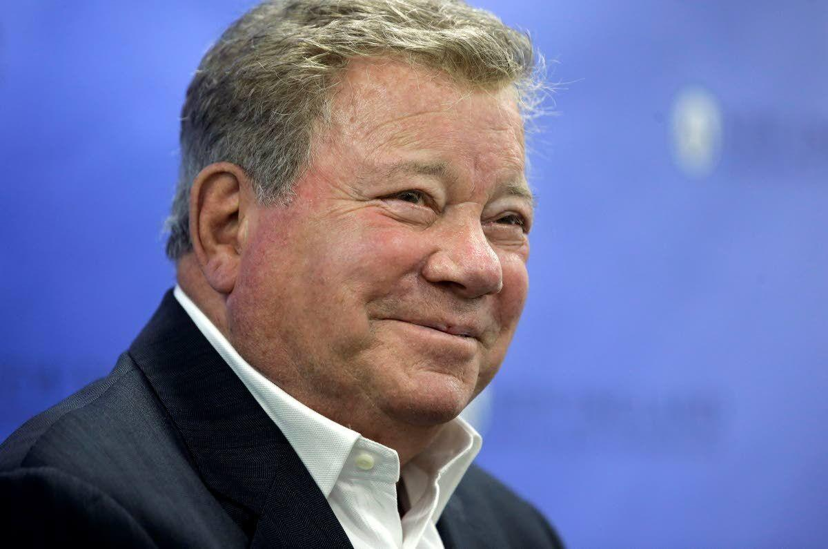 Shatner to boldly go into the final frontier