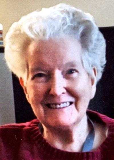 Thelma V. Burcham