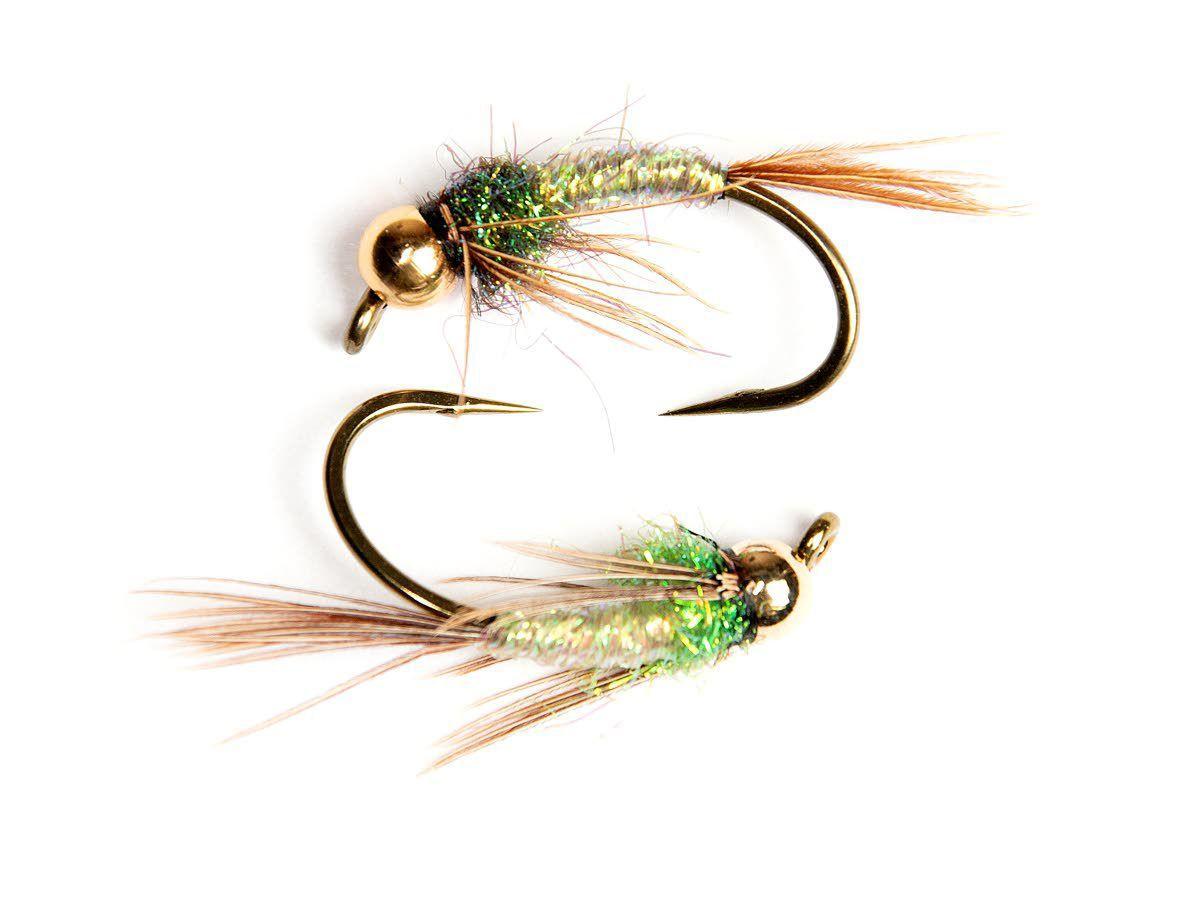 Tie a Lightning Bug, catch a fish