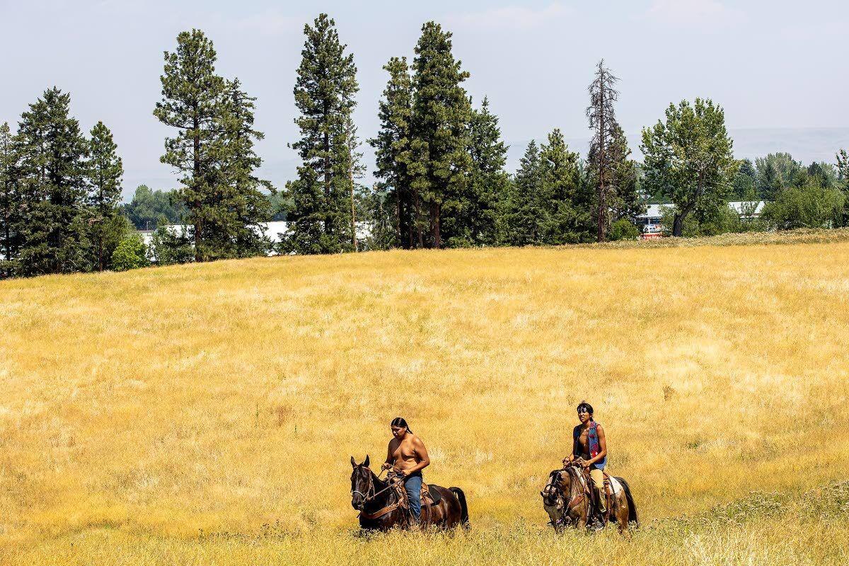 Nez Perce 'come back home'