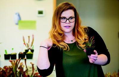 Everett Woman S Business Is All About Bug Eating Plants Northwest