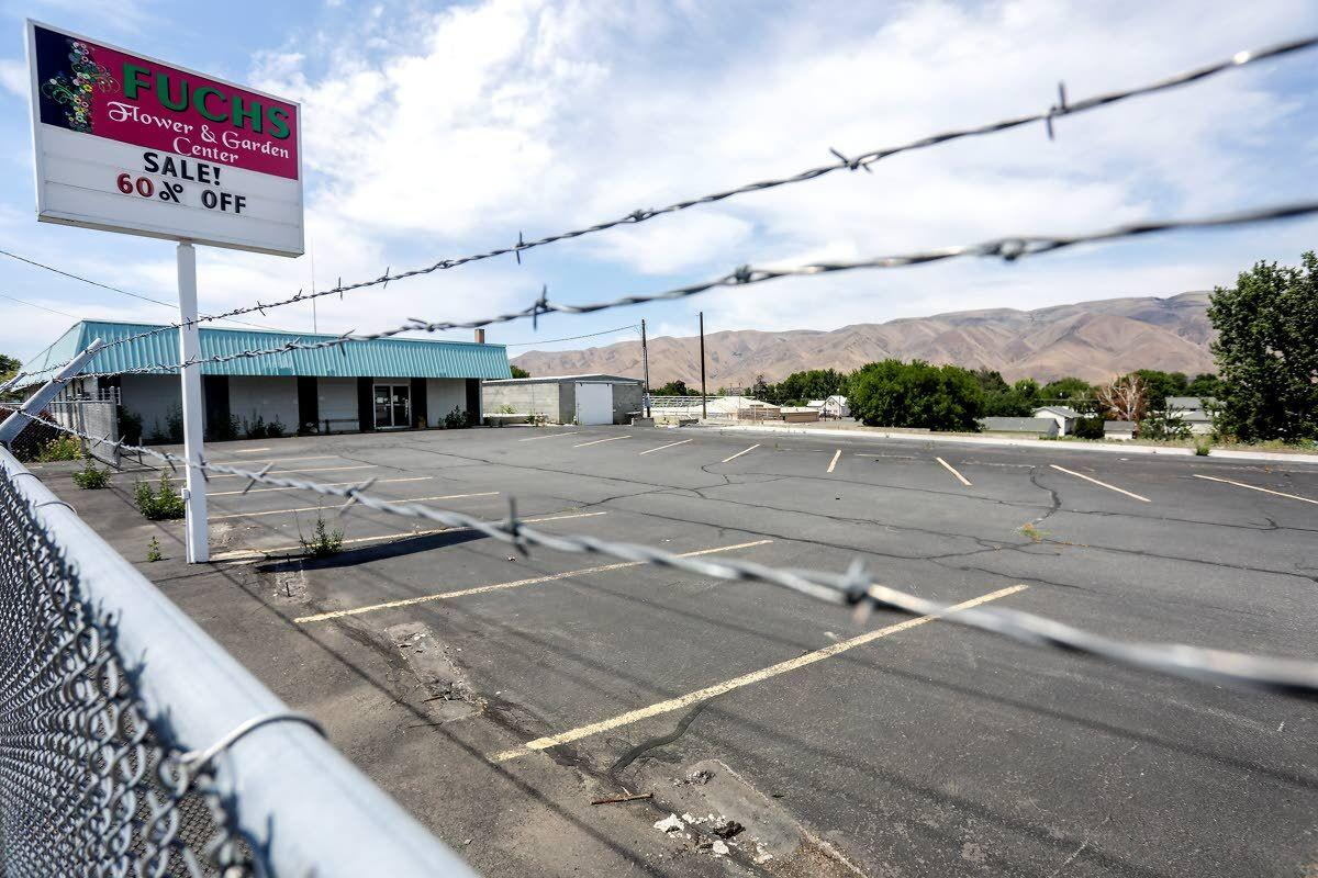 Future of the former Fuchs lot