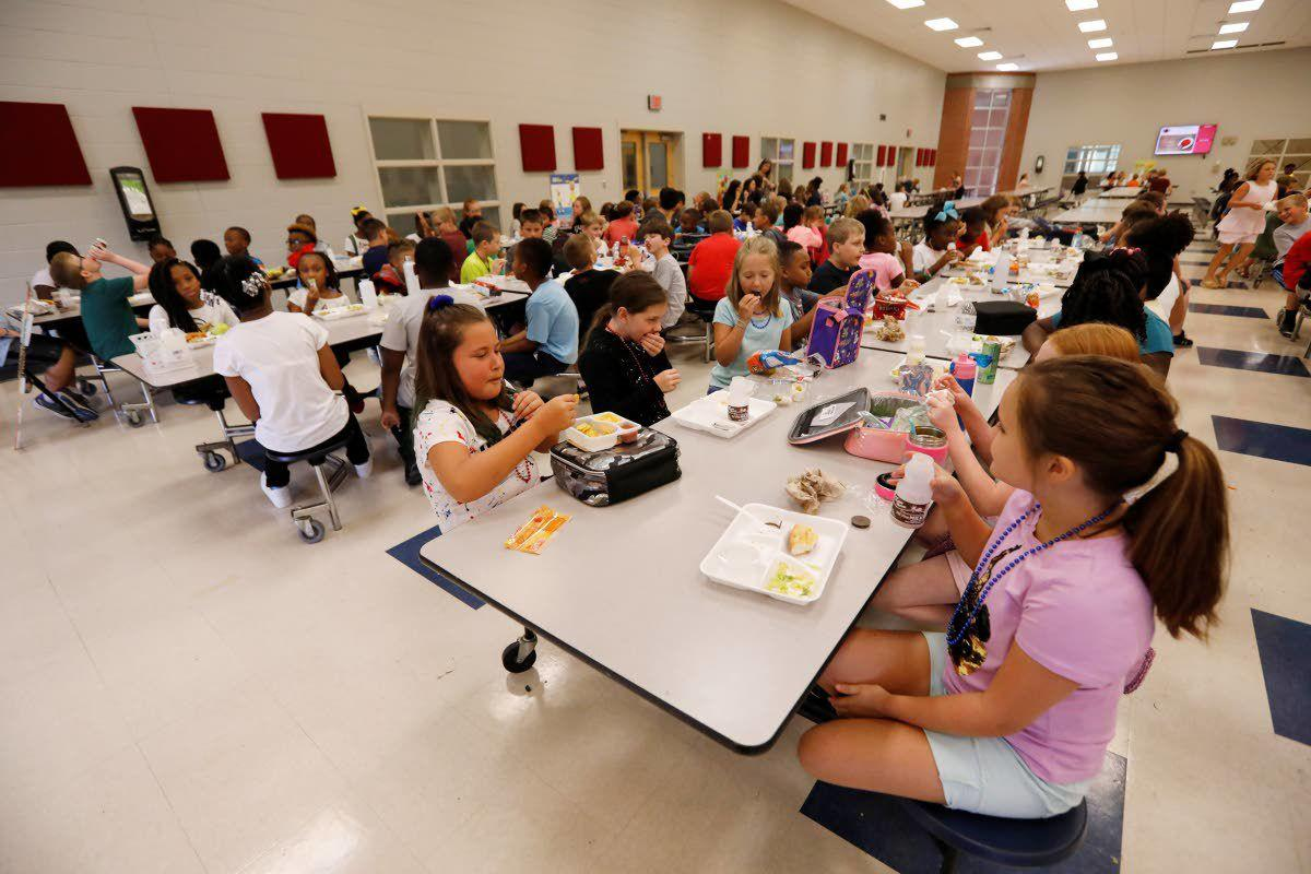 Schools to get bounty of free food