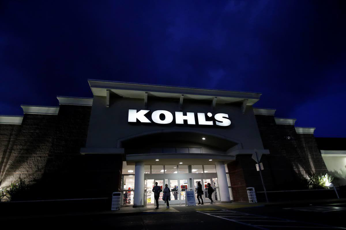 J.C. Penney, Kohl's report holiday sales declines