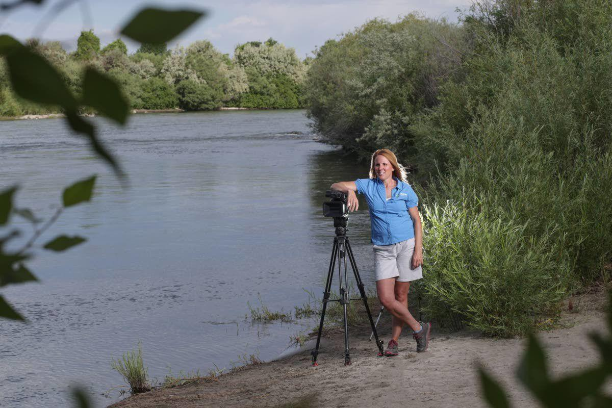 Outdoors reporter gets personal in new book