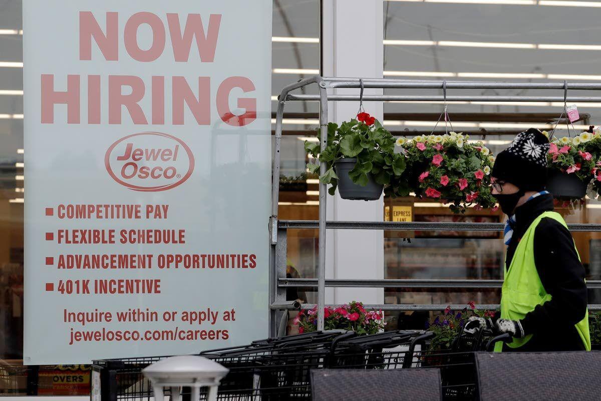 Employers cut back on hiring