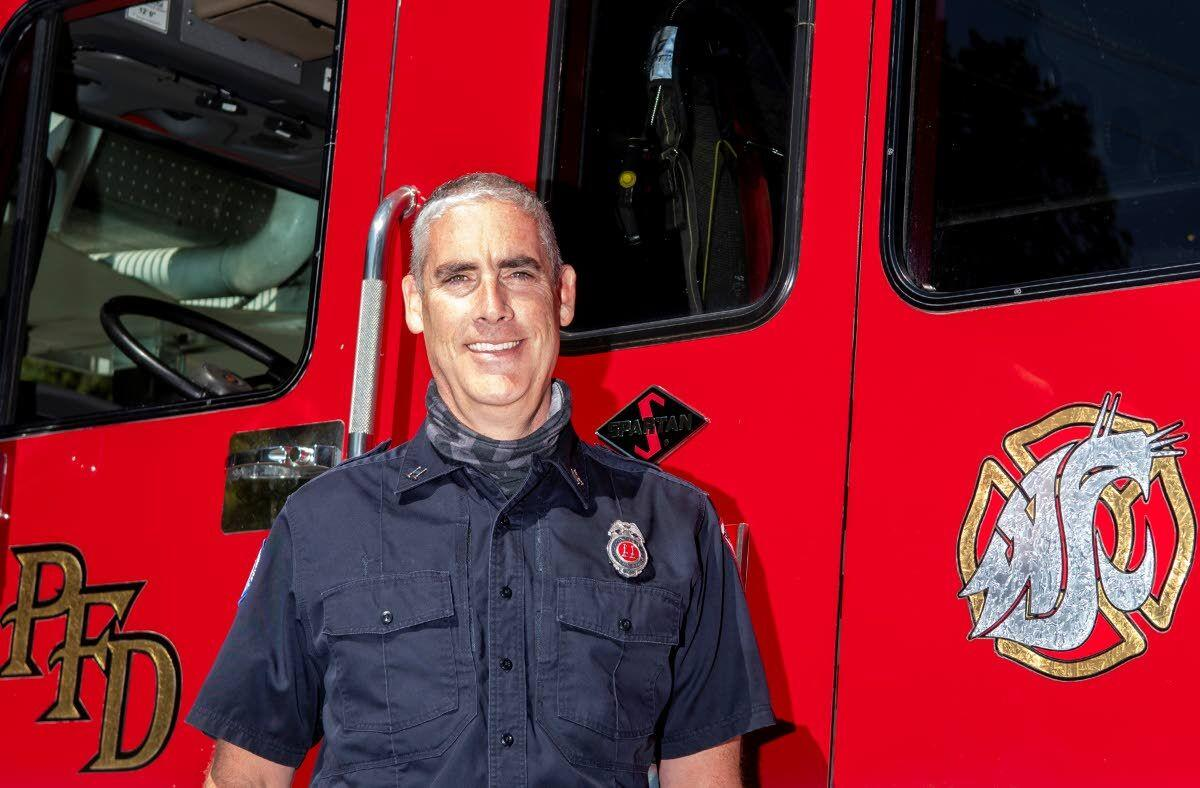 Area firefighters take 'never forget' seriously