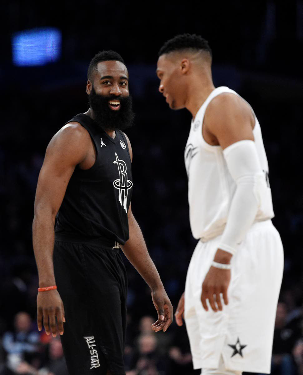 OKC's Russell Westbrook to Rockets for CP3