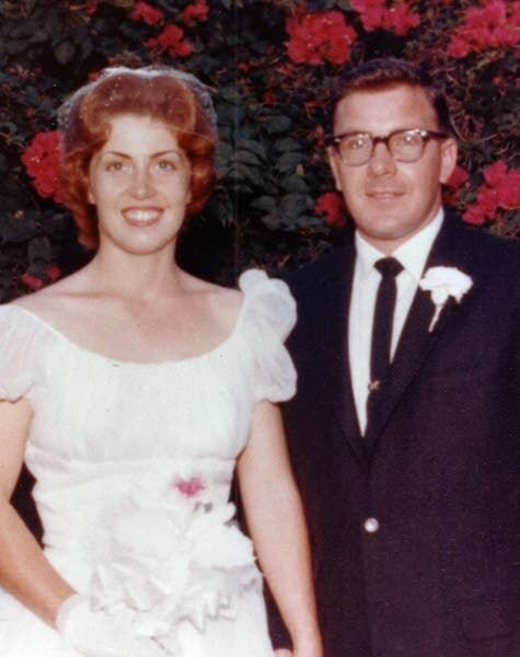 60th: Gary and Cara Snyder
