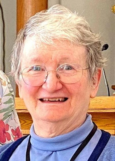 Sister Mary Forman reelected prioress of the Monastery of St. Gertrude