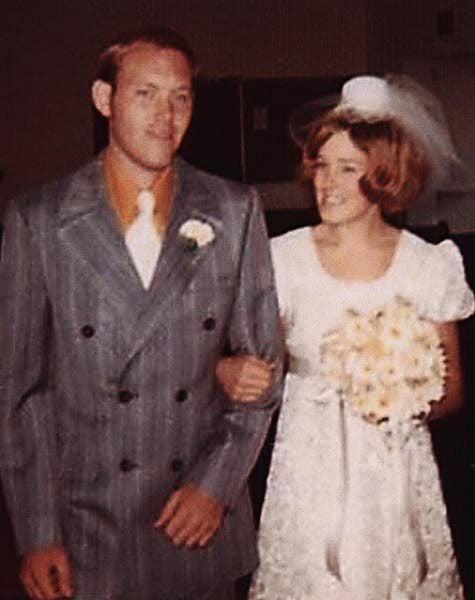 50th: Vance and Patti Aram