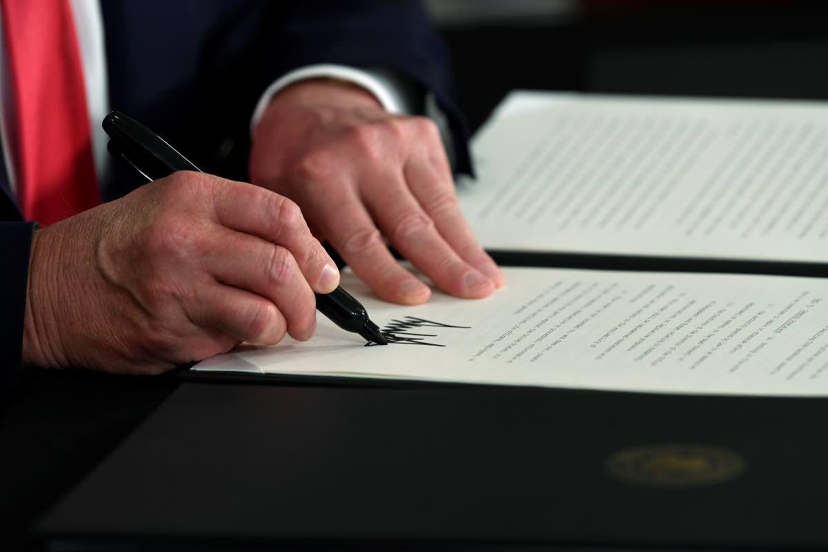 Provoked president launches executive action