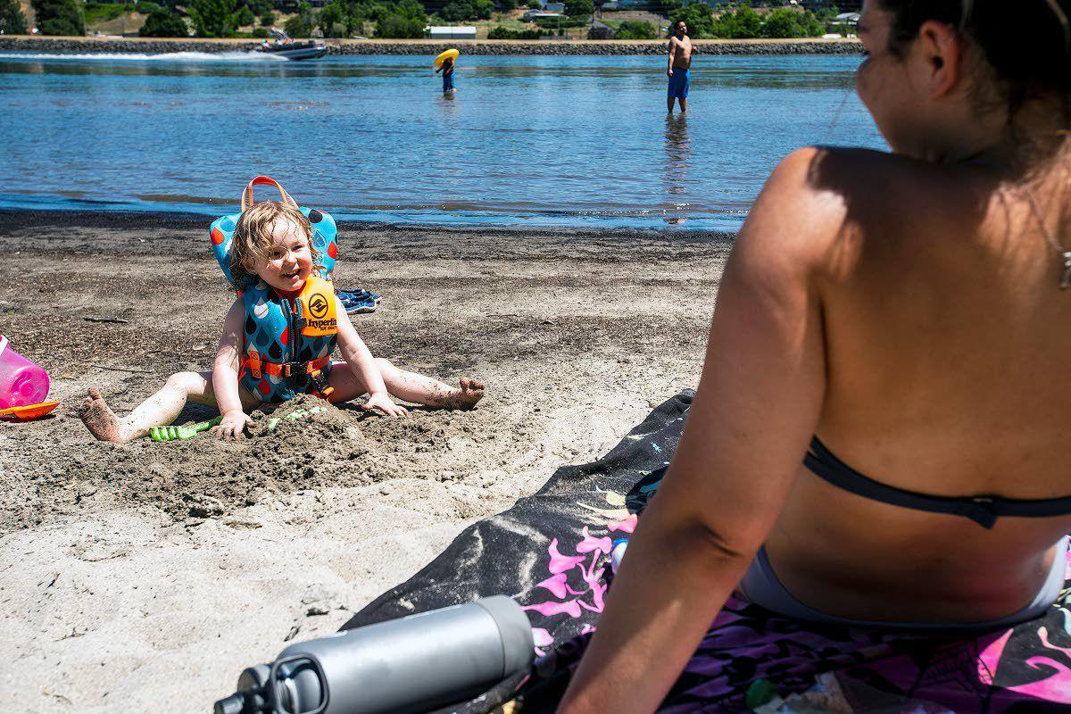 Hot weather and triple digits ahead
