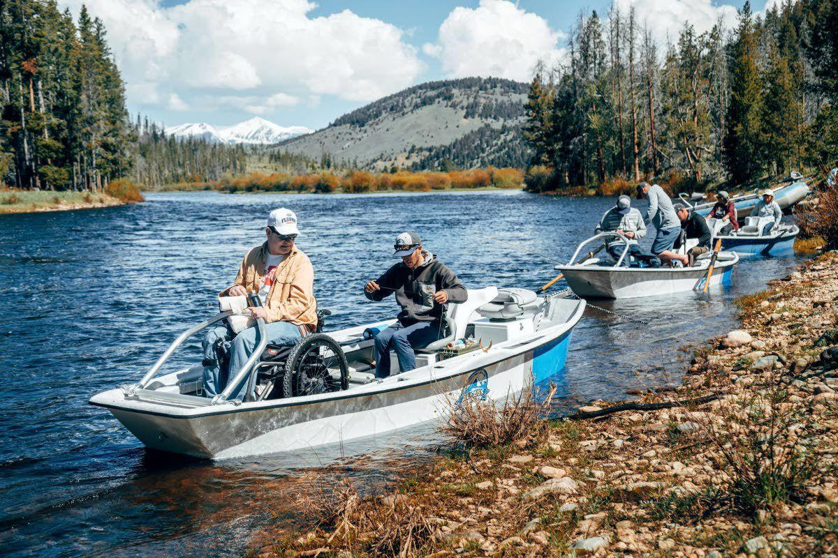 Group helps disabled hunters, anglers 'feel normal again'