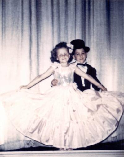 Blast from the Past / 1950: A tap-dancing team